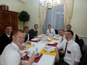 missionaries in Budapest
